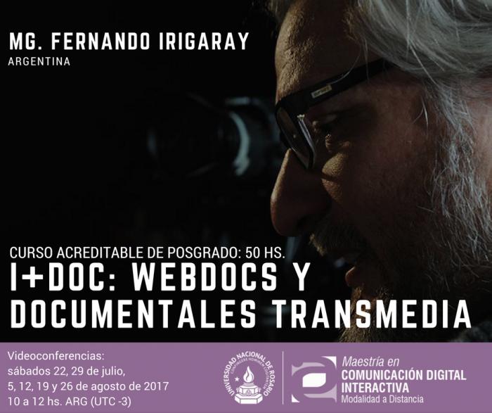 MG. FERNANDO IRIGARAY
